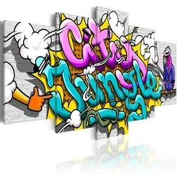 Kép - Graffiti: city jungle