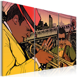 Kép - NYC. the capital of jazz
