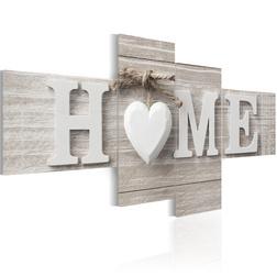 Kép - Retro style: HOME