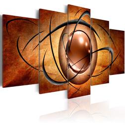 Kép - Rotating globe