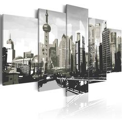 Kép - Shanghai. China´s largest city