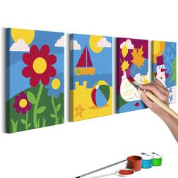 Kifestő - Four Seasons