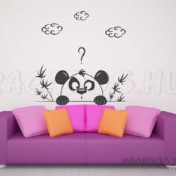 Kiváncsi panda