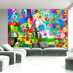 Fotótapéta - Colorful fantasies