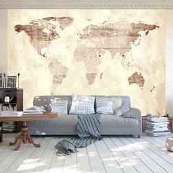 Fotótapéta - Precious map