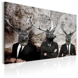 Kép - Deer in Suits