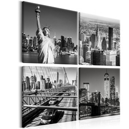 Kép - Faces of New York