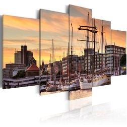 Kép - Port of Hamburg