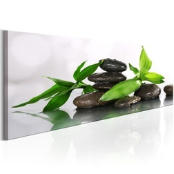 Kép - SPA: Bamboo and Stones
