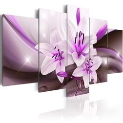 Kép - Violet Desert Lily