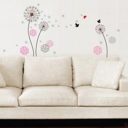 Pink Dandelion falmatrica