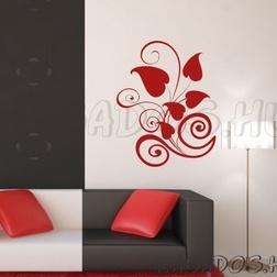 Piros szívvirág