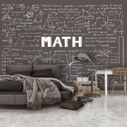 Fotótapéta - Mathematical Handbook