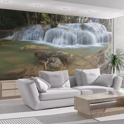 Fotótapéta - Pha Tad Waterfall. Thailand