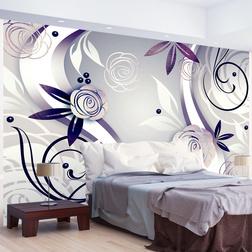 Fotótapéta - Purple roses