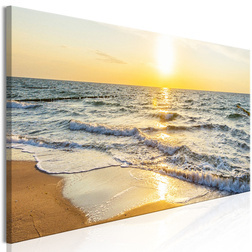 Kép - Calm Waves (1 Part) Narrow Golden