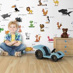 XXL Fotótapéta - animals (for children)