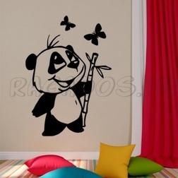 Boldog panda