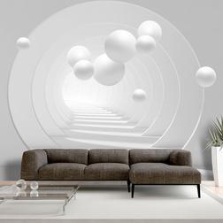 Fotótapéta - 3D Tunnel