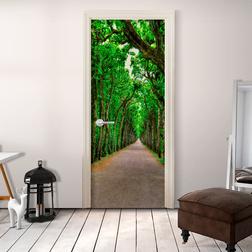 Fotótapéta ajtóra - Mysterious Alley