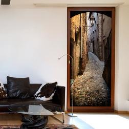Fotótapéta ajtóra - Stony City