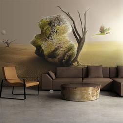 Fotótapéta - desert - abstract pattern