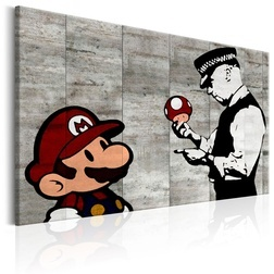 Kép - Banksy on Concrete
