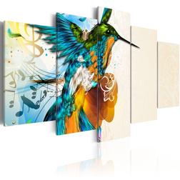 Kép - Bird's music - 5 pieces