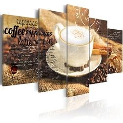 Kép - Coffe. Espresso. Cappuccino. Latte machiato ...