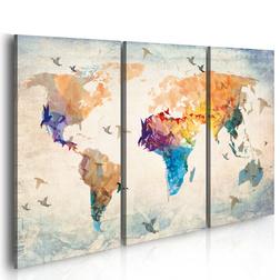 Kép - Free as a bird - triptych