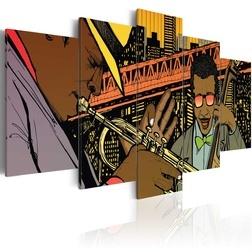 Kép - Jazz in comic