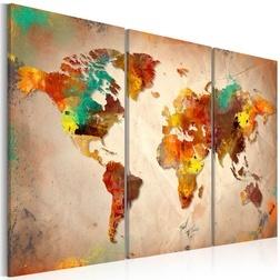 Kép - Painted World - triptych