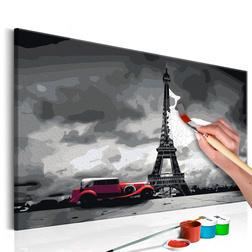 Kifestő - Paris (Red Limousine)