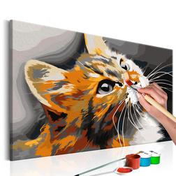 Kifestő - Red Cat
