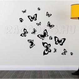 Repülő pillangók