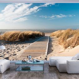 Fotótapéta - Északi-tenger part. Langeoog