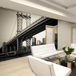 Fotótapéta - Manhattan Bridge. New York