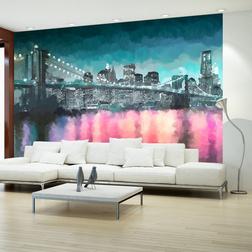 Fotótapéta - Painted New York