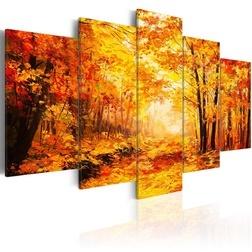 Kép - Autumn Alley