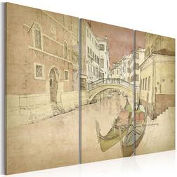 Kép - City of lovers - triptych