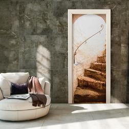 Fotótapéta ajtóra - A Secret Place