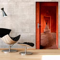 Fotótapéta ajtóra - Photo wallpaper – Tunel I