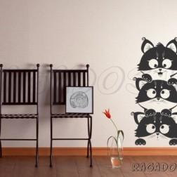 Függőleges macskák