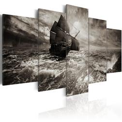 Kép - Ship in a storm