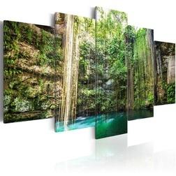 Kép - Waterfall of Trees