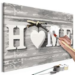 Kifestő - Home (Letters)