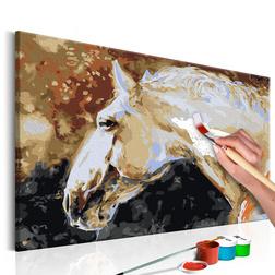 Kifestő - White Horse