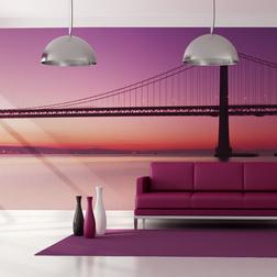 XXL Fotótapéta - bay - San Francisco