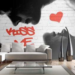 Fotótapéta - Kiss me