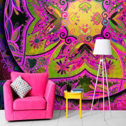 Fotótapéta - Mandala: Pink Expression